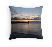 Harbour Throw Pillow