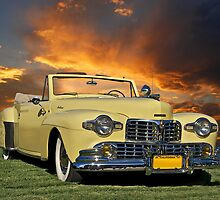 1947 Lincoln Continental Cabriolet by DaveKoontz