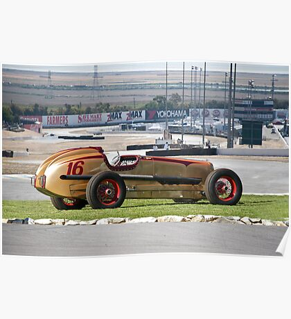 1937 Packard Custom Indy Converstion I Poster