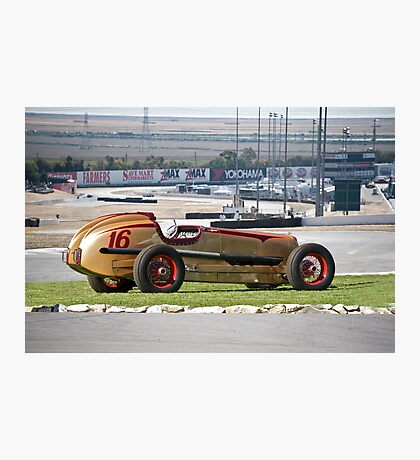 1937 Packard Custom Indy Converstion I Photographic Print