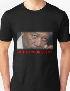 Morgan Freeman Propaganda Tee T-Shirt