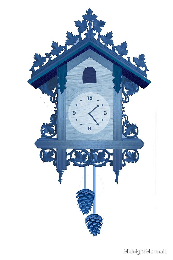 Cuckoo Clock by MidnightMermaid