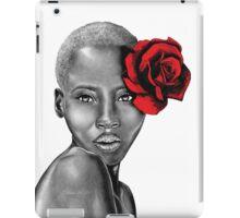 Uzuri ~ Red iPad Case/Skin