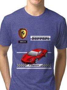 Ferrari 488 GTB I Tri-blend T-Shirt