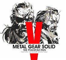 Metal Gear Solid V the Phantom Pain by upcs
