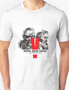 Metal Gear Solid V the Phantom Pain Unisex T-Shirt