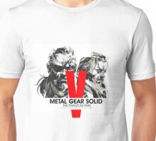 Metal Gear Solid V the Phantom Pain Unisex T-Shirt