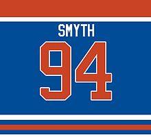 Oilers Ryan Smyth Jersey by jdsmdlo