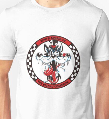 Big-Bad Cerberus  Unisex T-Shirt
