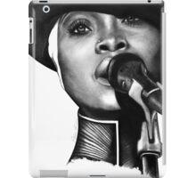 Badu iPad Case/Skin