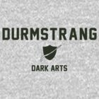 Durmstrang - Dark Arts - White by mlny87