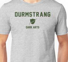 Durmstrang - Dark Arts - White Unisex T-Shirt
