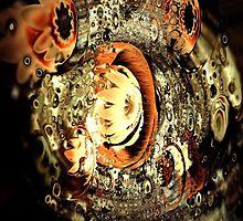 Fire Lotus by Anastasiya Malakhova