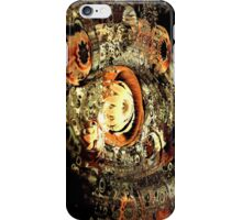 Fire Lotus iPhone Case/Skin