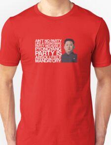 Pyonyang Party T-Shirt