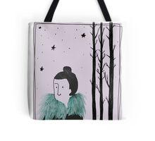 Japanese trees Tote Bag