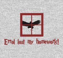Errol lost my homework by mlny87