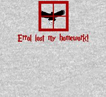 Errol lost my homework Unisex T-Shirt