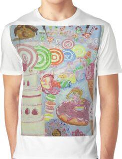 Fantasy Land Graphic T-Shirt
