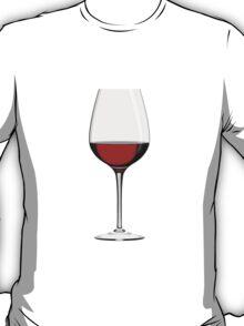 Wineglass T-Shirt