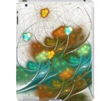Flower Wind iPad Case/Skin