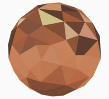 Polygonal Sphere by dimair