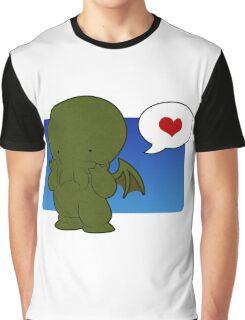 Cute-thulhu Graphic T-Shirt