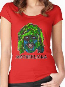 Old Gregg - Motherlicka Women's Fitted Scoop T-Shirt