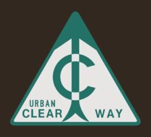Urban Clear Way by DenizenTO