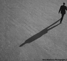 Long Shadows  by Nina  Matthews Photography