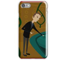 Inside The Tardis - Christopher Eccleston iPhone Case/Skin