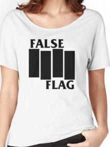 False Flag Women's Relaxed Fit T-Shirt