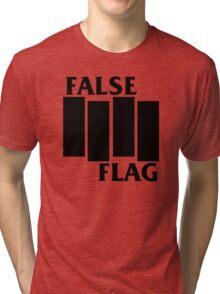 False Flag Tri-blend T-Shirt