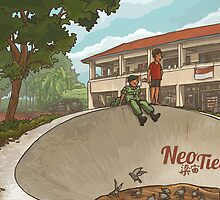 Neo Tiew | Singapura Images by XinLi