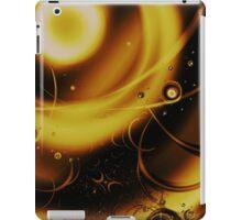 Golden Halo iPad Case/Skin