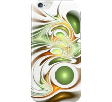 Green Creation iPhone Case/Skin