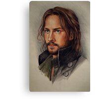 Ichabod #2 Canvas Print