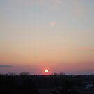 Sunset in Kansas by principiante