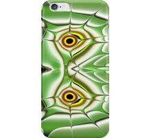 Green Owl iPhone Case/Skin