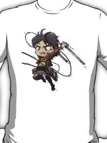 Shingeki No Kyojin Eren Chibi T-Shirt