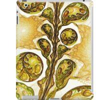 Green Plant iPad Case/Skin
