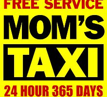Mom's Taxi Service by CrazyAsia