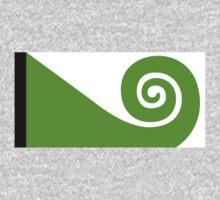 Koru Flag by cadellin