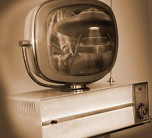 Philco Television  by Mike  McGlothlen