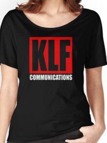 KLF Communications Women's Relaxed Fit T-Shirt