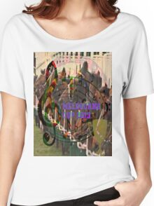 Melbourne cup Women's Relaxed Fit T-Shirt