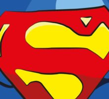 Superman revealed Sticker