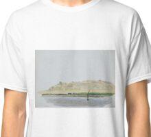 Watercolour Nile scene, 1889 Classic T-Shirt