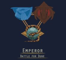 Emperor: Battle for Dune houses by Angrahius