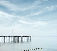 The Victoria Pier at Old Colwyn by maxblack
